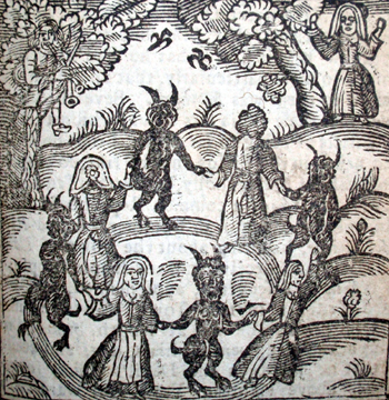 Witches Dancing